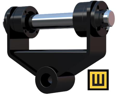 mocowanie wiertnicy do minikoparek KUBOTA